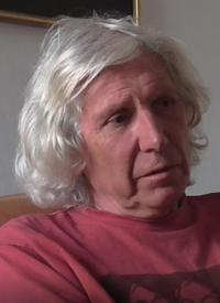 Otmar Oliva v roce 2017 - foto z natáčení