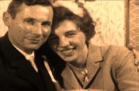 07 - svatba Jana Holíka a Marcely Simandlové v roce 1965