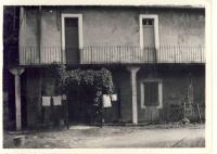 Hornický domek v Le Pontil (La Grand Combe)