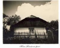 Rodný dům v Benešově Hoře