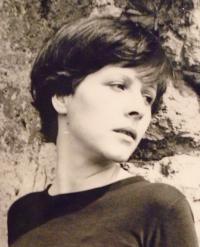 Kateřina Dejmalová - mládí 1