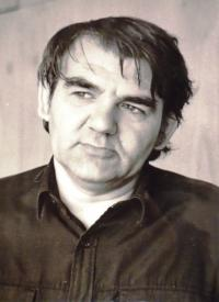manžel Ivan Dejmal