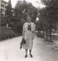 Maminka Markéta Deimlová