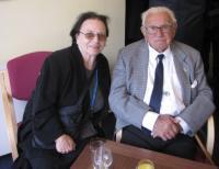 Dagmar Šímová s Nicolasem Wintonem
