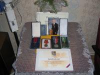 Pamětní upomínky Rudolfa Parobka na pobyt v Národně osvobozenecké armádě Jugoslávie