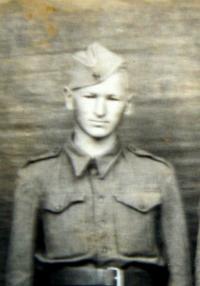 Rudolf Parobek v Národné osvobozenecké armádě Jugoslávie