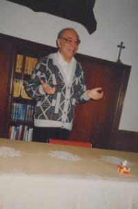 09 - fara Žirovnice - duchovní obnova - rok 1999