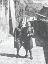 Poprvé v Praze - květen 1945