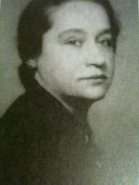 mother Alice Kellermannová