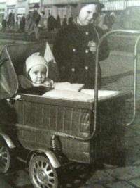 syn Jaroslav a dcera Jana