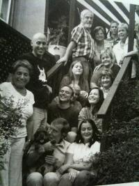 the entire family
