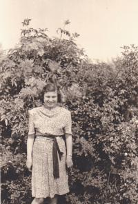 Brigita v roce 1948