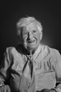 Dora Pešková v roce 2013