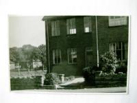 Dům v Stoke on Trent, v němž žil 1939-1943