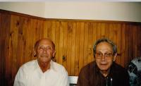 cca 1995 bratr a pamětník Asaf