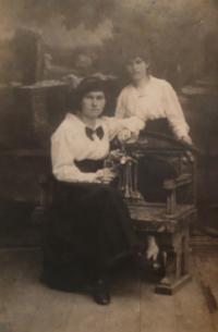 Sestřenice Niny Bilijenkové