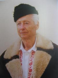 Milovník folkloru Vladimír Drábek