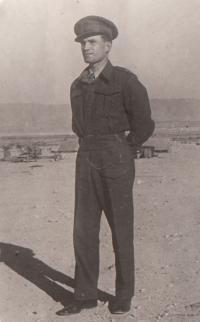 Jan Koukol, Middle East