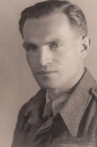Jan Koukol, summer 1942