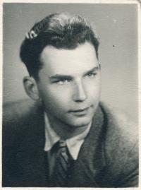 Pavel Brázda, konec 40.-tých let