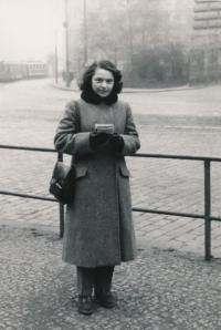 Věra Nováková, 60.léta