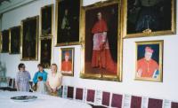 Arcibiskupský palác, 1989