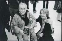 Věra a Jitka Válová, Národní Galerie, 2006