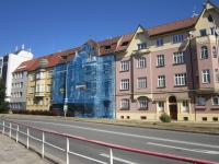 Dům v němž bydleli Hanzlíkovi v Prostějově