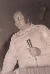 Petr Hanzlík jako discjockey