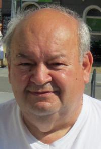 Petr Hanzlík v roce 2015