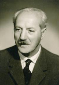 Strýc pamětníka - Otto Hanzlík