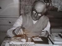 Otec Vladimír Ficek