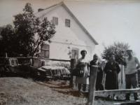Modern rebuilded house in Volhynia