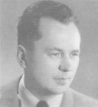 Manžel Václav Altman, 1950