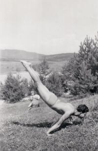 1958; Luhačovice