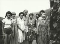 1982; na chatě v Brně v Bystrci, když se Milan Šimečka a Jiřina Šiklová vrátili z vězení