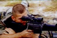 Jako odstřelovač v legii