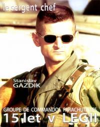 Obálka knihy Stanislava Gazdíka