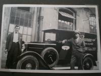 Tatínek a jeho zaměstnavatel pan Neumann