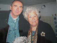 S historikem Kocmanem a popelníkem z rakve Klause Heydricha
