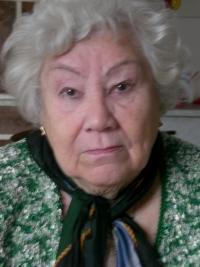 Helena Vovsová v únoru 2012