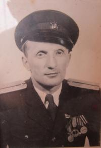 Jiří Fochler u Sboru národní bezpečnosti