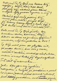 Leopoldovský památníček - autorem spoluvězeň Rudolf Zenkl (1.)