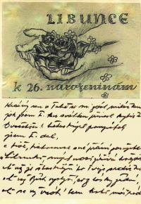 Dopis z vězení své ženě