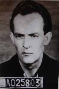 Vojtěch Klečka, vězeňské foto