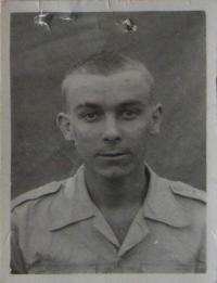 Rudolf Němček zajatec