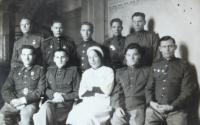 Demeter Senický - down left