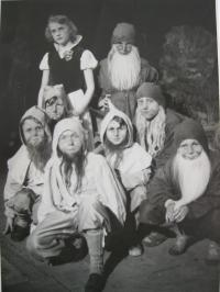 Život na Volyni - dětské divadlo