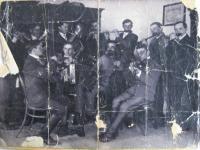 Orchestr zajatců v Ivanovičích, 1916