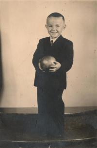 Ve věku 5 let